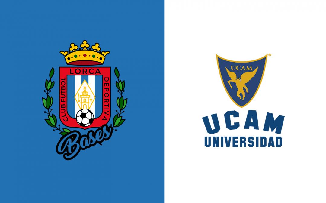 La Cantera Fútbol Lorca Deportiva y la UCAM firman un convenio de colaboración a partir de la temporada 2021/2022