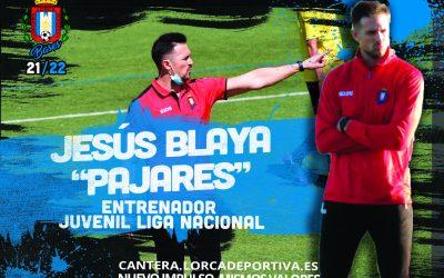 «Pajares» será el primer entrenador del equipo de Liga Nacional Juvenil