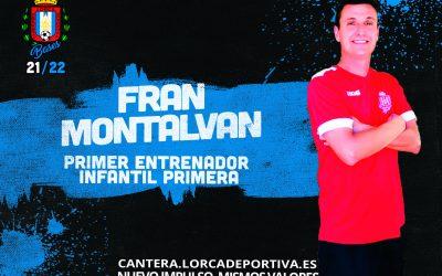 Fran Montalvan y Manolo Martínez dirigirán al Infantil de Primera la próxima temporada